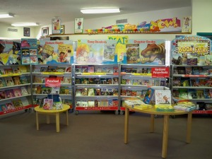 Back To School Book Fair