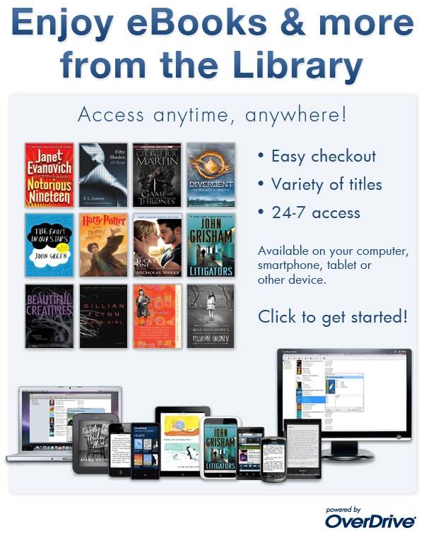 E-Books/AudioBooks | Laguna Public Library - Laguna Pueblo, NM