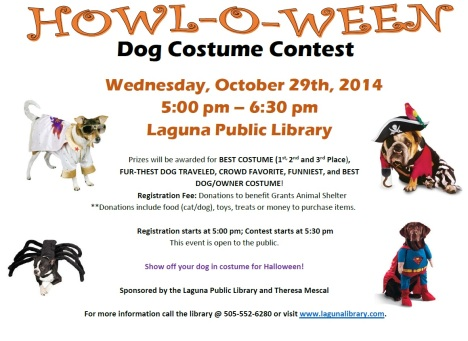 Dog Costume Contest 2014