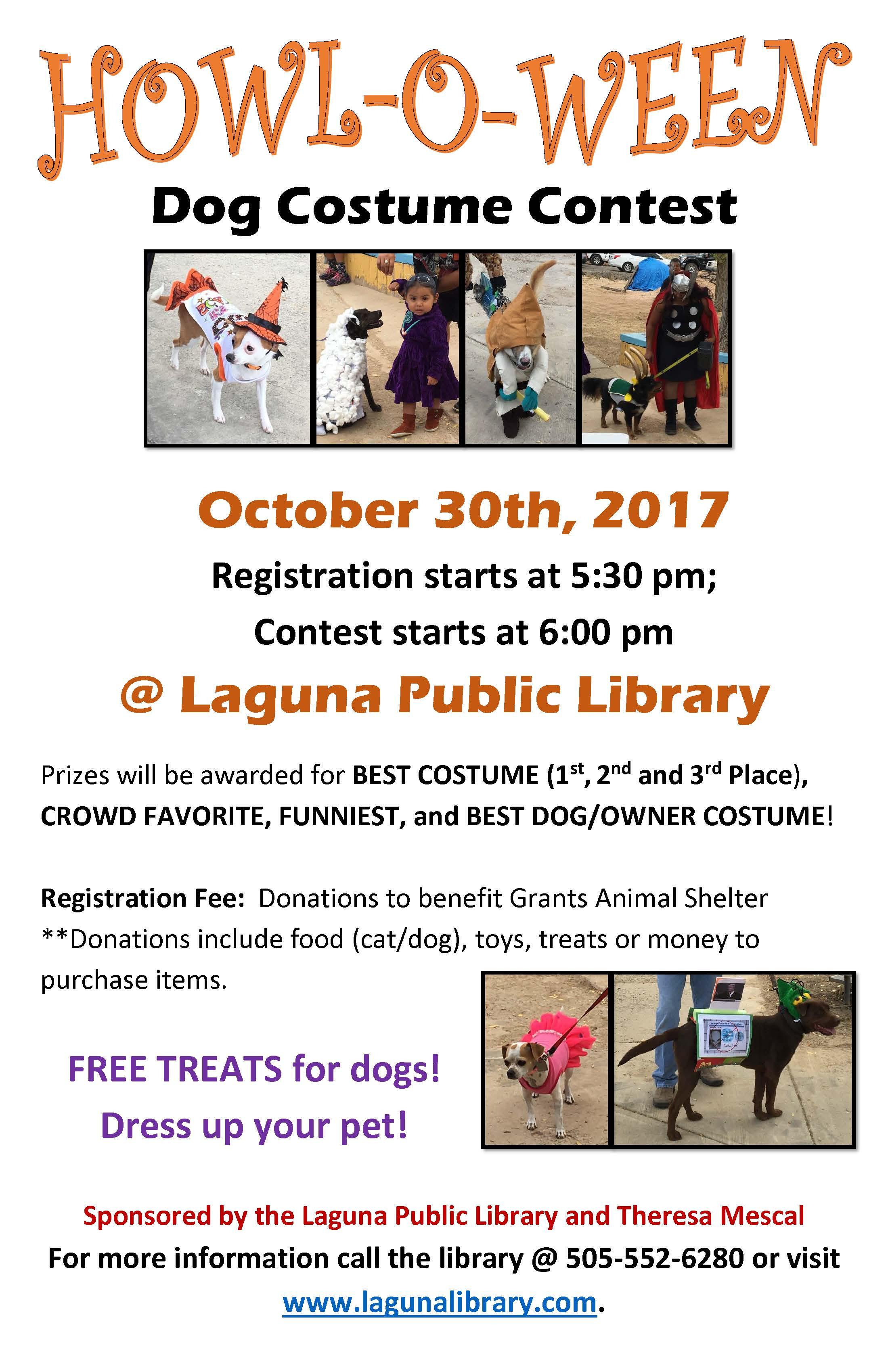2017 halloween dog costume contest laguna public library laguna