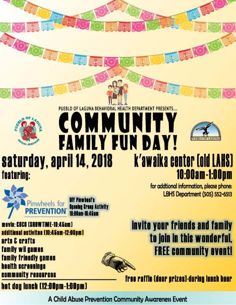 Family Fun Day 2018-April 14 2018