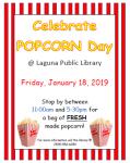 popcorn day 2019